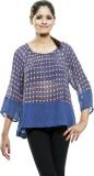 Kashana Fashions Casual 3/4th Sleeve Flo...