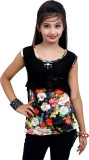 Blinkin Top For Casual Cotton Top (Black...