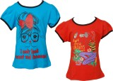 Little Stars Top For Casual Cotton Top