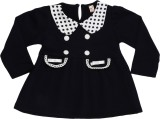 Lilpicks Couture Top For Baby Girls Casu...