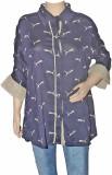 Port Formal Full Sleeve Printed Women's ...