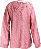 ShopperTree Top For Girls Casual Rayon (...