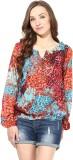 Rose Vanessa Casual Full Sleeve Printed ...