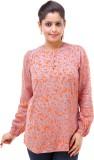Kashana Fashions Casual Full Sleeve Prin...