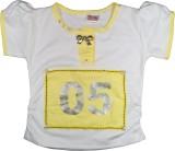 Retaaz Top For Party Cotton (Yellow)