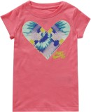 Nike Top For Girls Casual (Pink)