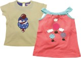 Jus Cubs Top For Girls Casual Cotton Top