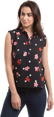Prym Casual Sleeveless Printed Women's Multicolor Top