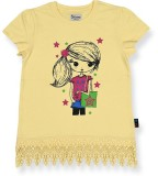 Ventra Top For Girls Casual Cotton Top