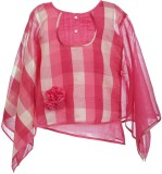 Lil Poppets Top For Girls Casual Kimono ...