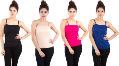 Piftif Women's Camisole Bodysuit at flipkart