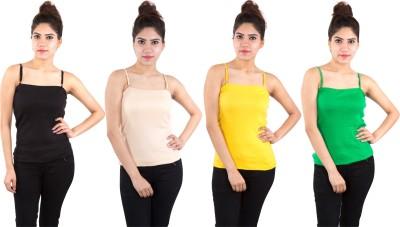 Piftif Women's Camisole Bodysuit