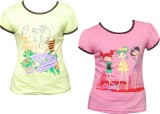 Little Stars Top For Girls Casual Cotton...