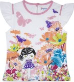 Pepito Top For Girls Party Cotton