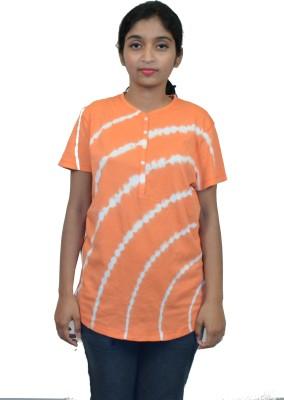 Niagra Casual Full Sleeve Printed Women's Multicolor Top