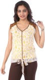 Go4it Casual Sleeveless Floral Print Wom...