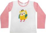Always Kids Top For Party Cotton (Pink)