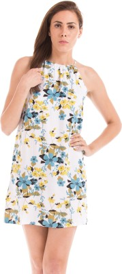 Prym Casual Sleeveless Printed Women's White Top