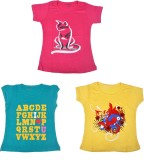 Perky Top For Girls Casual Cotton