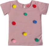 Always Kids Top For Girls Casual Cotton ...