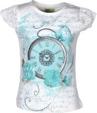 Cutecumber Top For Party (White)