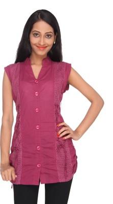 Deesha Self Design Women's Tunic