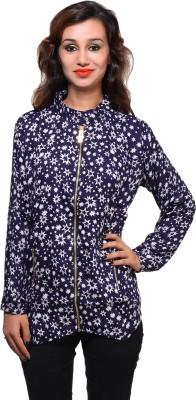 Kiez Casual Full Sleeve Printed Women's Multicolor Top