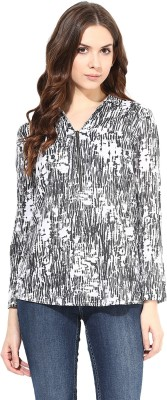 SbuyS Casual Full Sleeve Printed Women's Multicolor Top