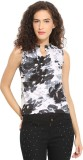Northern Lights Casual Sleeveless Floral...