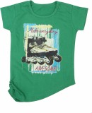 Earth Conscious Top For Girls Casual Cot...