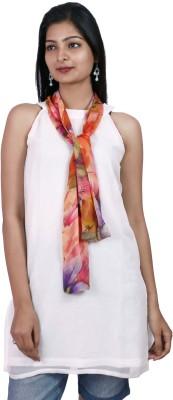Pamposh Creations Casual Sleeveless Self Design Women's White Top