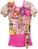 Fashionable Top For Girls Casual Cotton ...