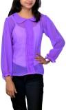 Yaari Casual Full Sleeve Solid Women's P...