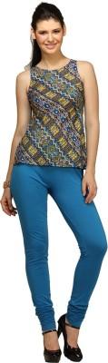 Pehraan Casual Sleeveless Printed Women's Multicolor Top
