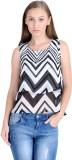 Raabta Fashion Casual Sleeveless Graphic...