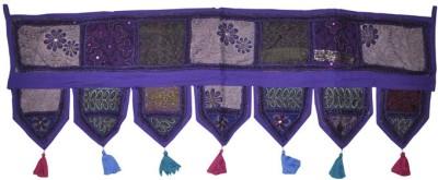 Lal Haveli Ethnic Patchwork Handmade Door Hanging Toran