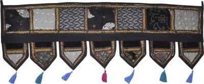 Lal Haveli Ethnic Patchwork With Embroidery Door Hanging Toran