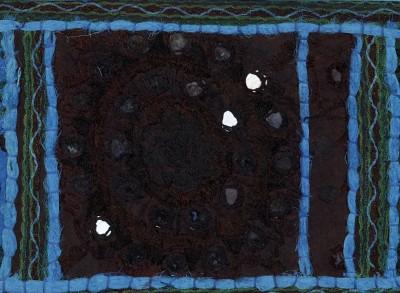 Lal Haveli Indian Treditional Cotton Handmade Door Décor Hanging Toran(Cotton)