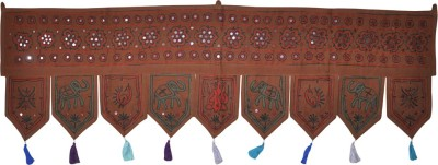 Lal Haveli Etnic Rajasthani Handmade Door Hanging Toran