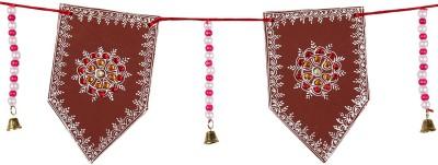 Rajrang Traditional Toran/Door Hanging Toran(Wood)