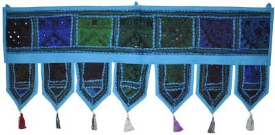 Lal Haveli Ethnic Patchwork Beautiful Handmade Door Hanging Toran