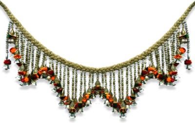 Anant Beads And Bells Bandanwaar - Door Hanging Toran