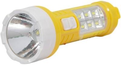 BM Onlite Rechargeable Torch(Multicolor : Rechargeable)