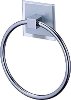 Justime 7801-60-80CP Silver Towel Holder
