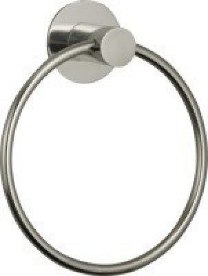 Smchairs Ring Silver Towel Holder