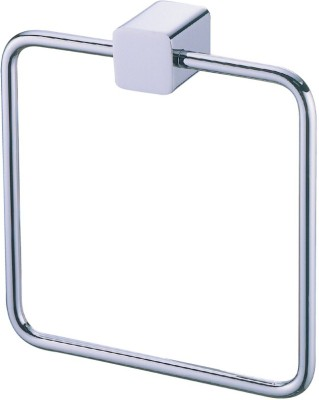 Justime 6909-60-80CP Silver Towel Holder