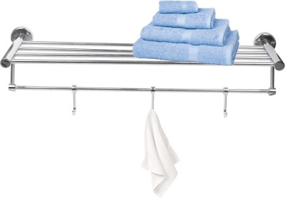 S Decor SDFK01 Silver Towel Holder