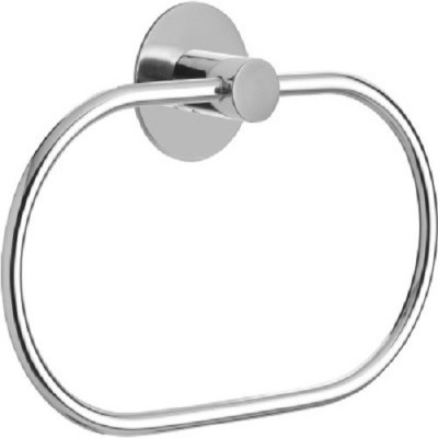 Smchairs 1 Ring Oval Sliver Towel Holder