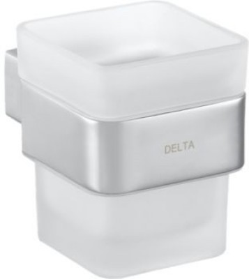 Delta IAOTB002 Polished Chrome Towel Holder(Brass, Glass)