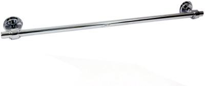 Gadget-Wagon Conti Towel Rod Silver Towel Holder